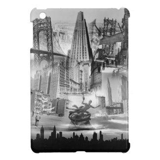 New York City Montage 1939 iPad Mini Covers