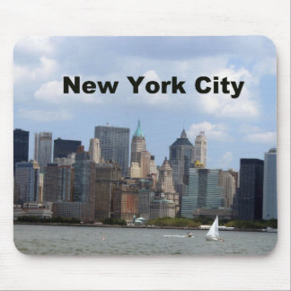 New York City Mouse Pad