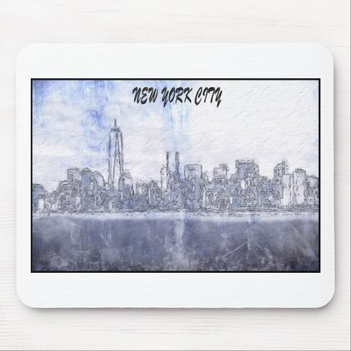 New York City Mouse Pads