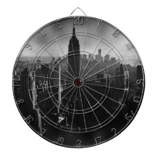 New York City negro y blanco