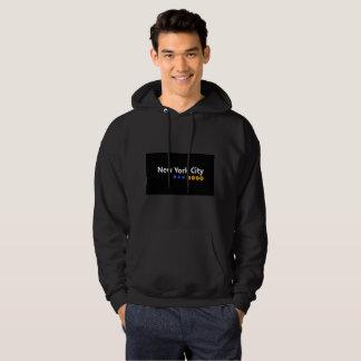 New York City, New York Men'sHooded Sweatshirt