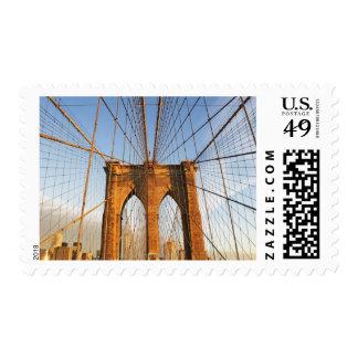New York City, New York Postage