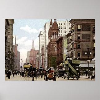 New York City, New York Posters