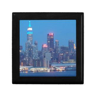 new york city night gift boxes