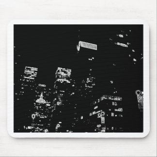 New York City Night Scenes V - CricketDiane Mouse Pad