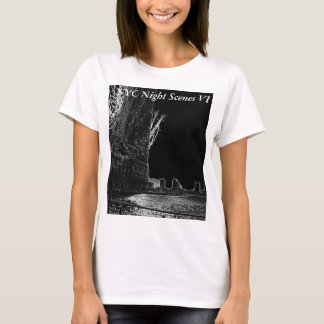 New York City Night Scenes VI  CricketDiane Art T-Shirt