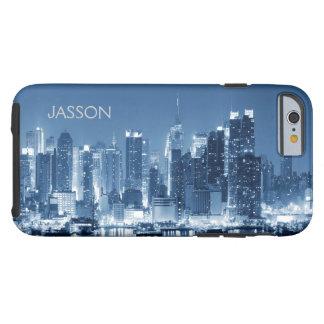 New-York City Night Skyline Tough iPhone 6 Case
