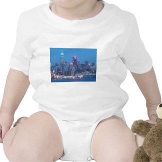 new york city night tee shirt