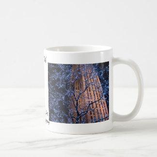 New York City Night Walk CricketDiane Coffee Mug