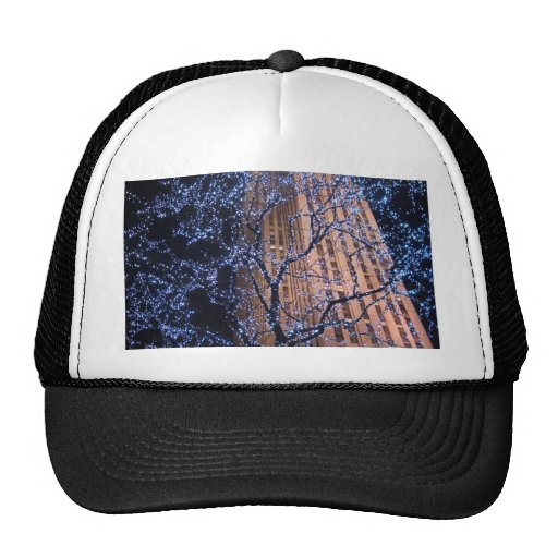 New York City Night Walk CricketDiane Trucker Hats