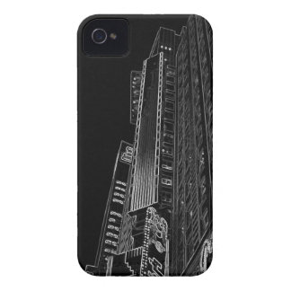 New York City Nights WalkAbout Photo Art iPhone 4 Case-Mate Cases