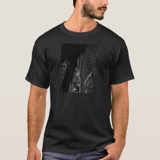 New York City Nights WalkAbout Photo Art T-Shirt
