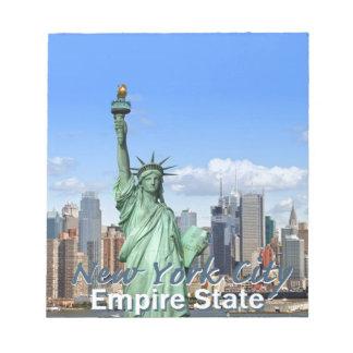 NEW YORK CITY NOTE PAD