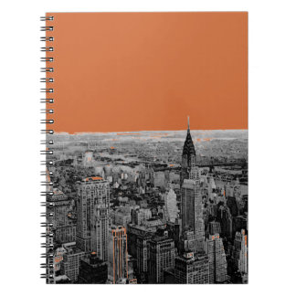New York City Spiral Note Book
