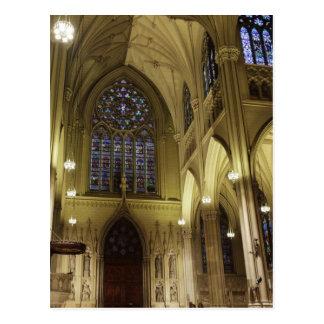 New York City, Nueva York, los E.E.U.U. Santo Patr Postales