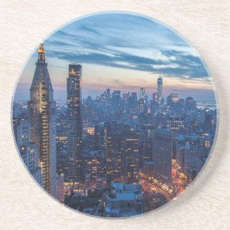 New York City, NY, USA Coaster