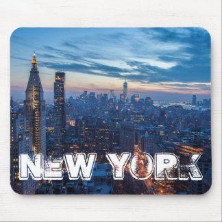New York City, NY, USA Mouse Pad