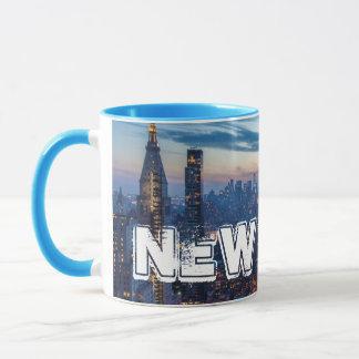 New York City, NY, USA Mug