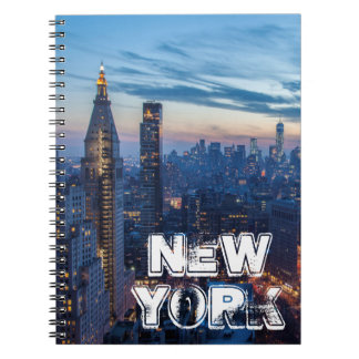 New York City, NY, USA Notebook