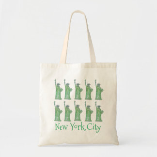 New York City NYC Lady Statue of Liberty Tote