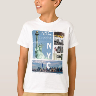 New York City Nyc Playera