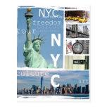 New York City Nyc Postcard