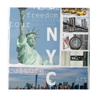 New York City Nyc Tile