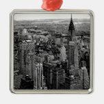 New York City Ornamento Para Arbol De Navidad