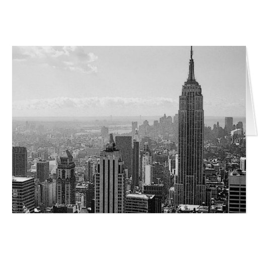 New York City Panorama Cards