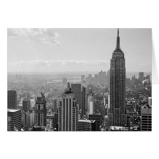 New York City Panorama Cards