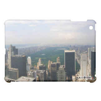 New York City Panoramic Skyline iPad Mini Case