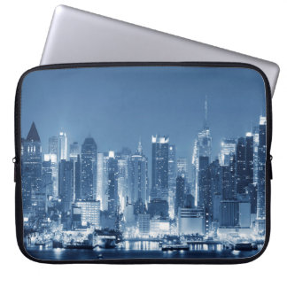 New-York City Panoramic View Laptop Sleeves