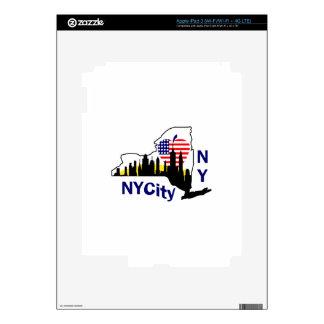 New York City Pegatinas Skins Para iPad 3