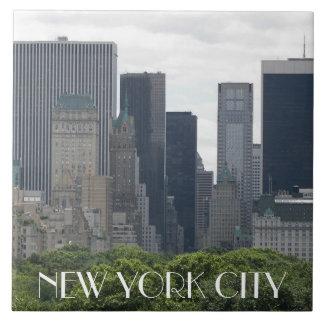 New York City Photo Ceramic Tile