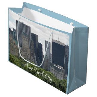 New York City Photo Large Gift Bag