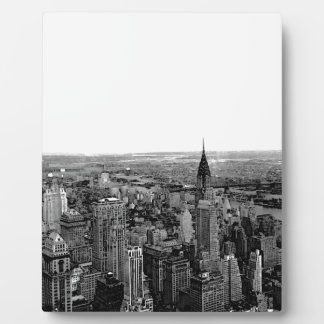 New York City Photo Plaques