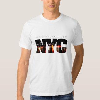 New York City Playeras