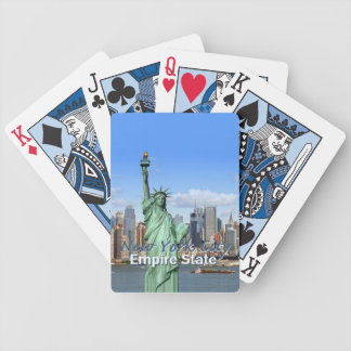 New York City Bicycle Playing Cards