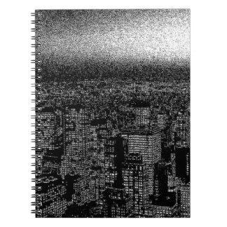 New York City Pop Art Notebook
