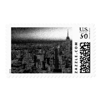 New York City Pop Art Postage
