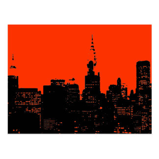 New York City Pop Art Postcards