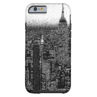 New York City Pop Art Tough iPhone 6 Case