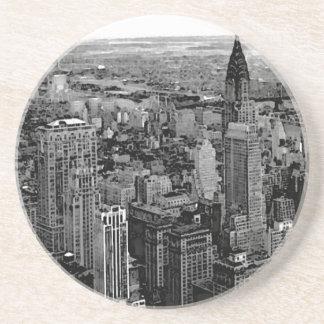 New York City Posavasos Diseño