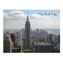 New York City Post Cards