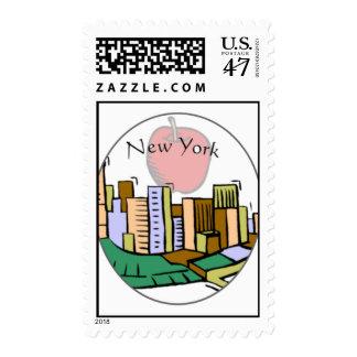 New York City Postage