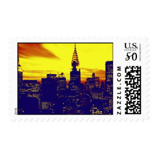 New York City Postage Stamps