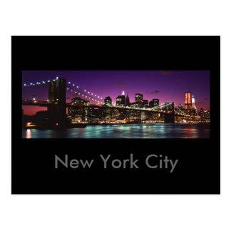 New York City Postales