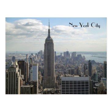 OptimumPx New York City Postcard