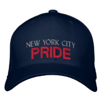 New York City Pride Cap