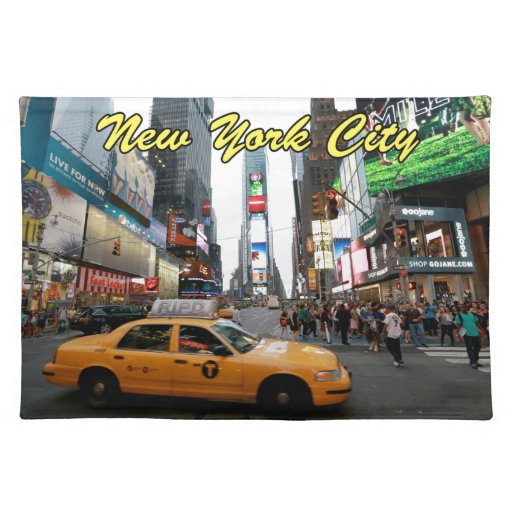 New York City Professional photo Place Mat